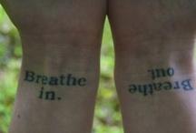 tattoos <3 / by Vivian Lee