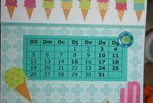 Scrap Calendari
