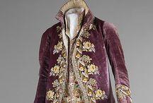 Abbigliamento storico uomo
