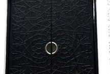Door To Door / The doors we open and close each day decide the lives we live - Flora Whittemore