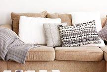 Wohnzimmer // Living Room / Wohnzimmer Inspiration