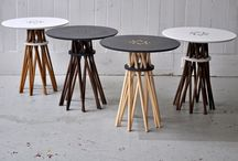 Sexy Stools / Stools to drool about.
