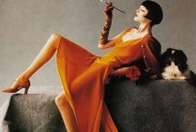Saffron Splendour / Orange is the Happiest Colour - Frank Sinatra