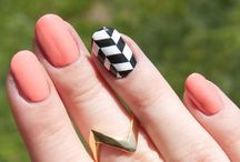 Nails / Nail art and cool designs / by Tessie S🐌