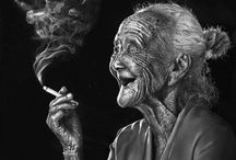 Wise Women / Wrinkles should merely indicate where smiles have been - Mark Twain