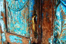 Gates, Doorways & Arches