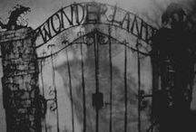 Black Wonderland
