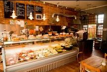 Gourmet Food Shops/Deli / Happy places for foodies.