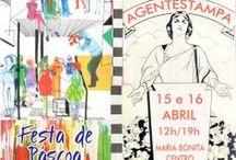 Eventos / Tudo sobre os nossos eventos! Colecionáveis & drinks!  Visite nossa loja virtual: www.agentestampa.iluria.com