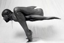 Yoga and Dance / If it doesnt challenge you, it doesnt change you.
