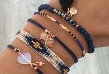 DIY bracelets / Diy (csináld magad) karkötők sokasága..