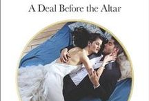 Santos and Georgina / A Deal Before The Altar Harlequin Presents/Mills and Boon Modern October 2014