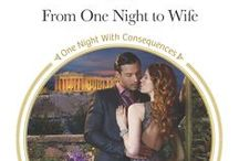 Nikos and Serena / From One Night to Wife Harlequin Presents/Mills and Boon Modern September 2015