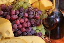 VINHO / Vinhos e queijos