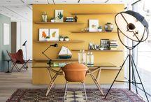 Interior | color / Beautiful colors & gorgeous places.