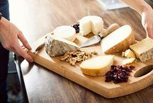 Cheeseboards / Easy and Elegant Entertaining