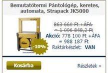 Tavaszi használt csomagológép börze http://www.amcokft.hu/bemutatotermicsomagologepek / Tavaszi használt csomagológép börze - Használja ki a kedvező lehetőséget! 10-67%-os kedvezmények! http://www.amcokft.hu/bemutatotermicsomagologepek