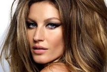 "Gisele / ""The more you trust your intuition, the more empowered you become, the stronger you become, and the happier you become."" / by Carla Sloke"