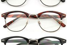 G L A S S E S ! ! ! ! / I love glasses
