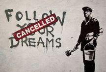 Artist, Banksy / Guerilla Artist