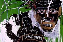 Artist, Jean M. Basquiat