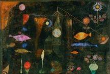 Artist, Paul Klee