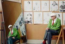 Artist, David Hockney