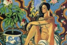 Artist, Henri Matisse
