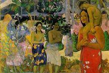 Artist, Paul Gauguin
