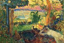 Artist, Pierre Bonnard