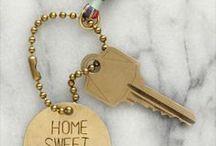 Diy kulcsrartó ~ Diy keychain
