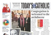 Today's Catholic Front Pages / Serving the Archdiocese of San Antonio since 1892 | People you want to know. News you need to know