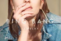 BING BANG NYC/ビンバンニューヨークシティ / BING BANG NYC rings earrings リング ピアス