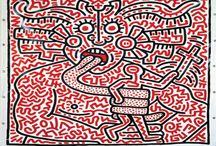 Artist, Keith Haring