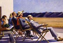Artist, Edward Hopper