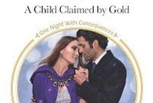 Nikolai and Emma / A Child Claimed by Gold Harlequin Presents/Mills and Boon Modern January 2017