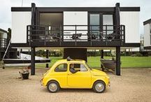 Tiny Living with Style / Tiny living spaces don't have to have tiny design qualities...