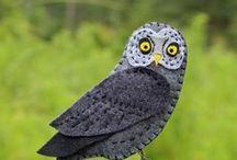 Varrás-madarak ~ Sewing birds
