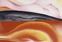 Artist, Georgia O'Keeffe