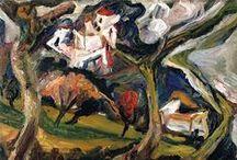 Artist, Chaim Soutine