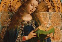 Artist, Jan van Eyck