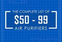 $50 - 99/ Cheap Air Purifiers