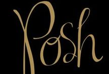 Posh Wedding / Gorgeous wedding Ideas  / by MONDA IS HIS ONLY WIFE