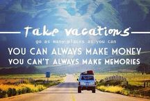 Dream Vacations!! / by Elaine Carey