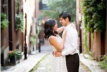 Boston Engagement Shoot / Engagement Sessions in Boston shot by BKB & CO Photography