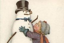 snowmen / by Candace Warren