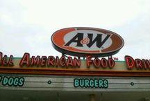 A&W ARCHIVES / アーカイブスです。