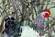 Watercolor Art / More inspiration / by Cathy Mullen Schneider