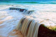 Amazing Wave / 美しく絵画的な世界のアメージング風景 Beautiful and mysterious world Amazing scenery