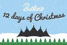 Butlins | Christmas / Get in the festive spirit and spend some quality time with your family and friends over the party season. Or why not spend Christmas in 2014 with us and make it one to remember for all the family!